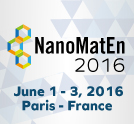 International conference on Nano Materials for Energy & Environment - NanoMatEn 2016