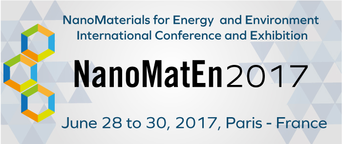 International conference on Nano Materials for Energy & Environment - NanoMatEn 2017