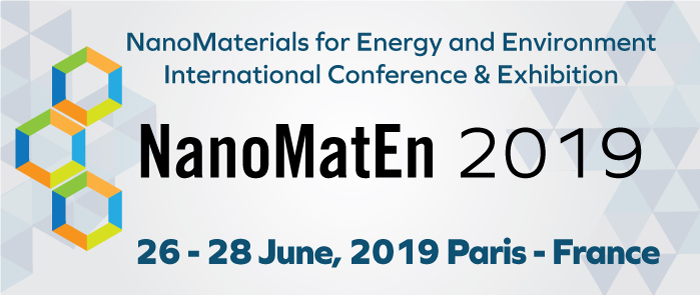 The 5th edition of the International conference and exhibition on NanoMaterials for Energy & Environment - NanoMatEn 2019