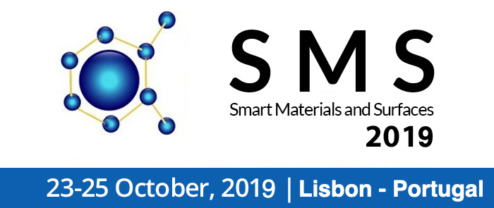 5th Edition Smart Materials & Surfaces Conference, SMS 2019