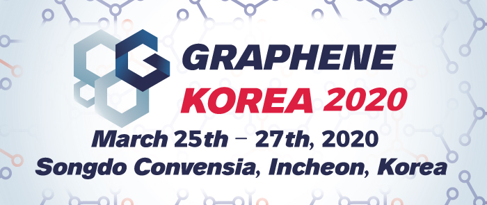Graphene Korea 2020 International Conference, New Materials for the 21st Century