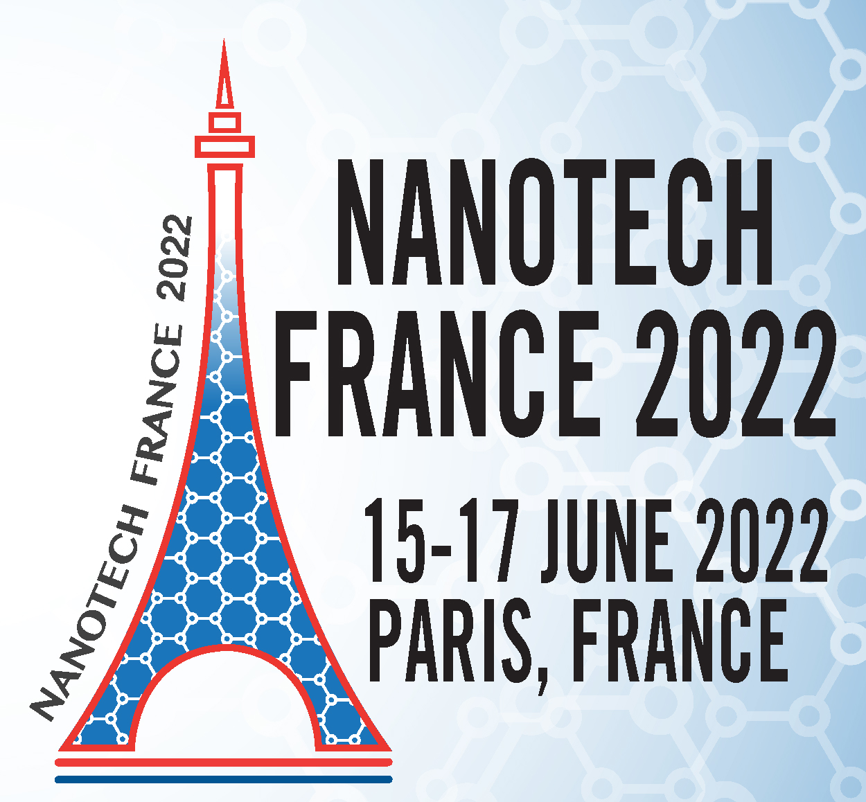 Nanotech France 2022 Conference and Exhibition - Paris, France, 15 - 17 June, 2022