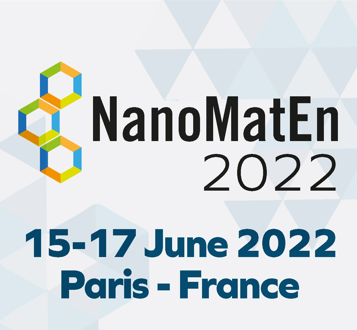 The 7th Ed. of the International conference and exhibition on NanoMaterials for Energy & Environment - NanoMatEn 2022
