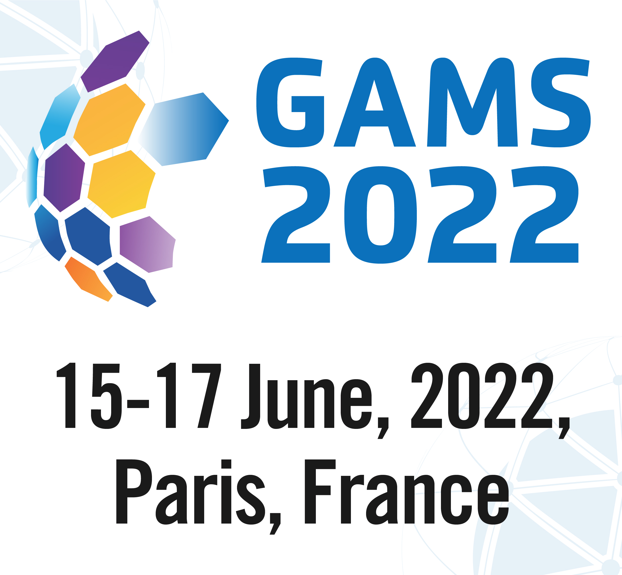 The Advanced Materials & Surfaces International Conference - GAMS 2022