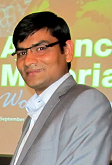 Prof. Ashutosh Tiwari-European Graphene Forum 2015, From Research to Applications 24 - 25 August 2015, The Viking Line Cruise - Stockholm - Sweden