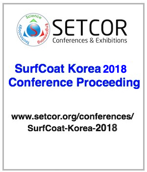 The International Conference on Surfaces, Coatings and Interfaces - SurfCoat Korea 2018