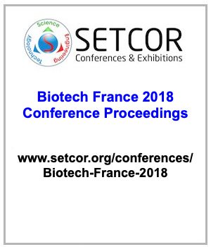 Biotech France 2018 International Conference and Exhibition