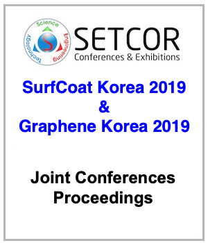 Graphene Korea 2019 International Conference, New Materials for the 21st Century