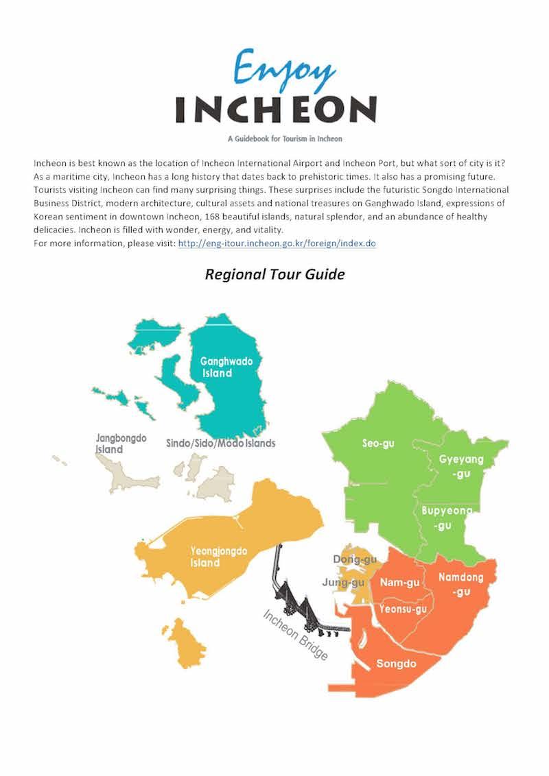 Incheon Tour Guide