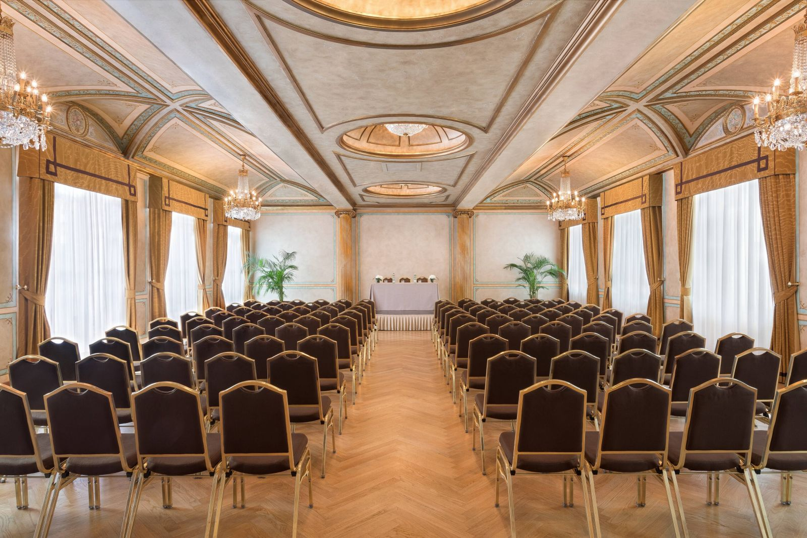 Westin Palace Hotel Milan Conference Room