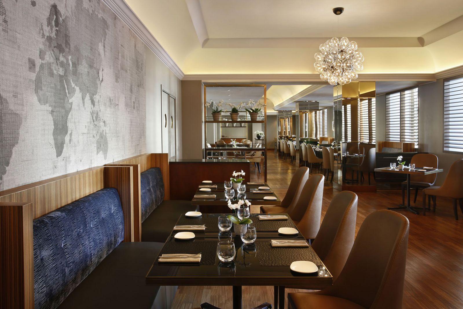 Westin Palace Hotel Milan Restaurant