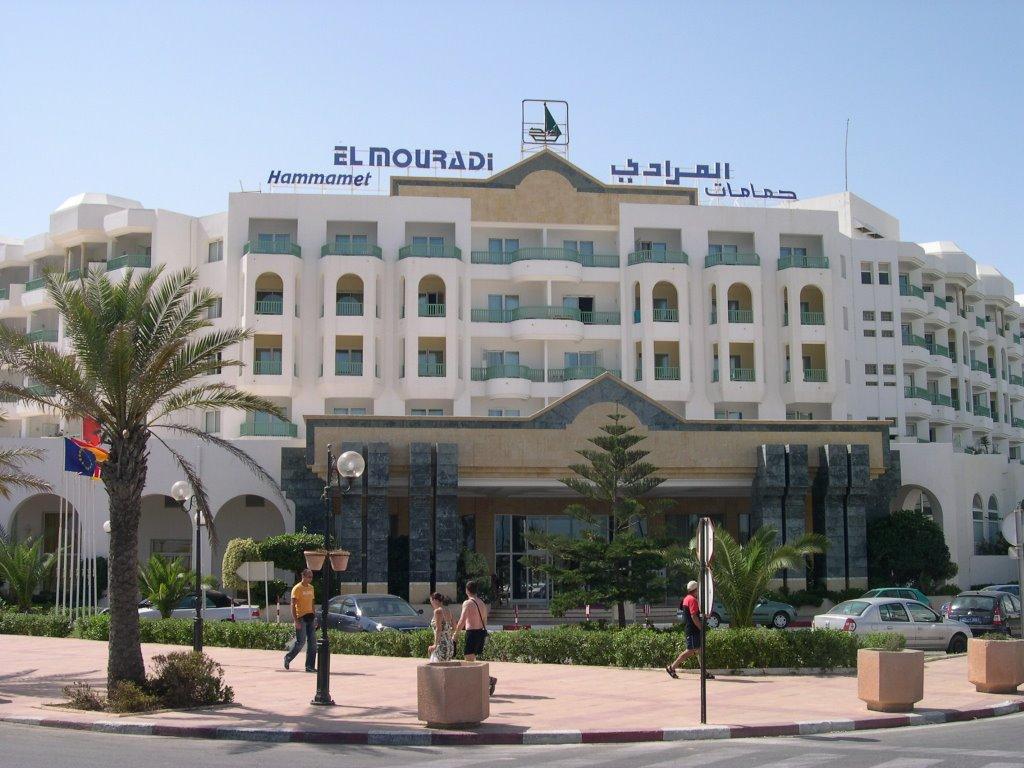 El mouradi hotel hammamet for Mouradi hammamet 5 chambre
