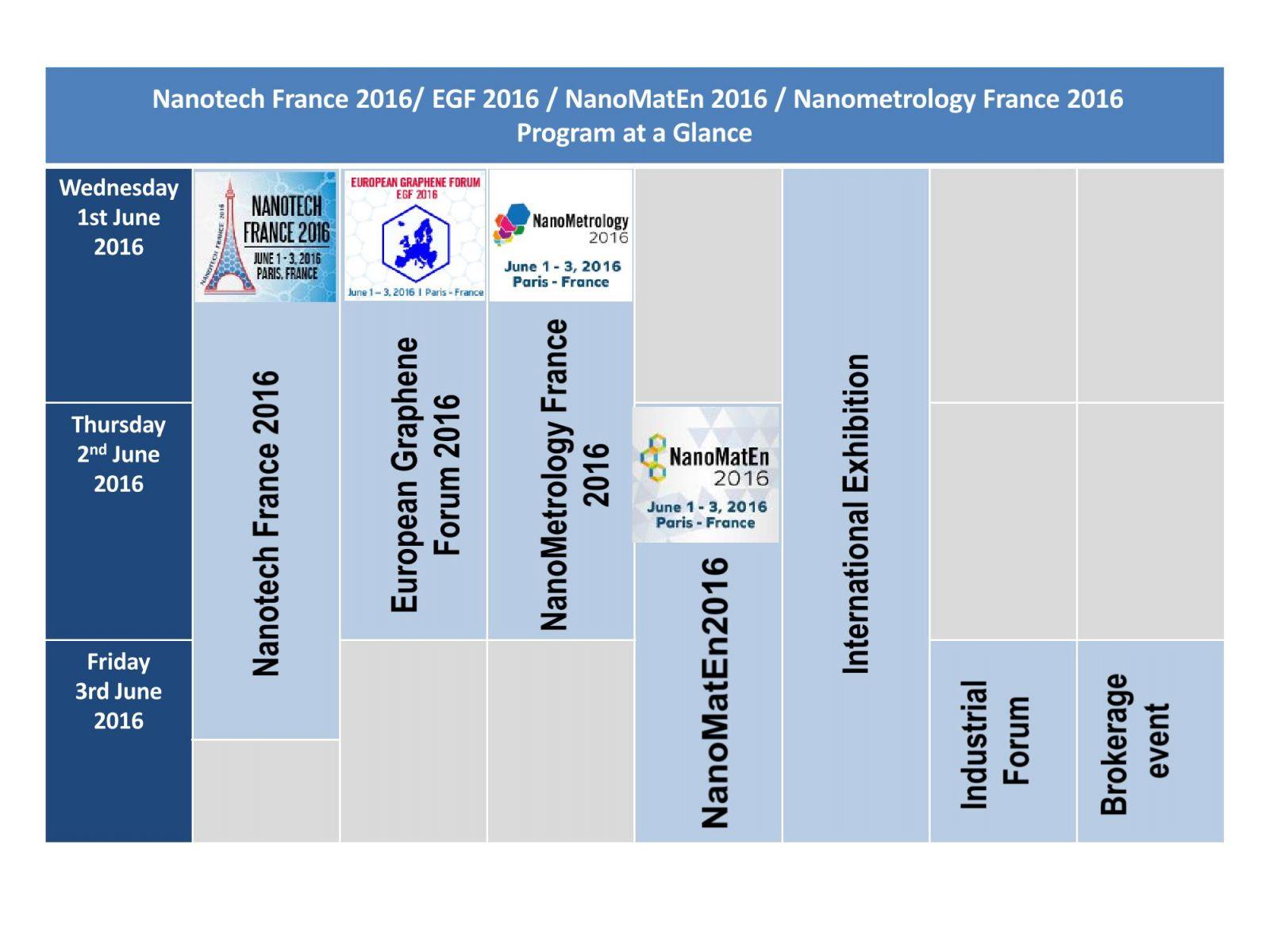 France Nano 4 in 1 Event